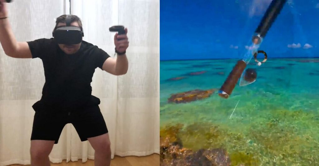 Confessions of a Virtual Reality Gym Rat