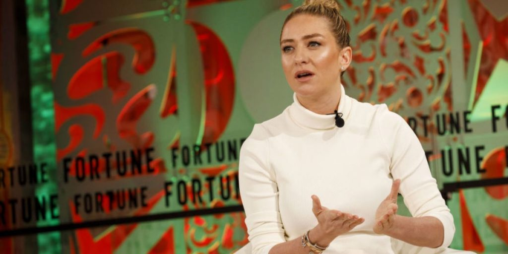 Bumble IPO makes CEO Whitney Wolfe Herd a billionaire