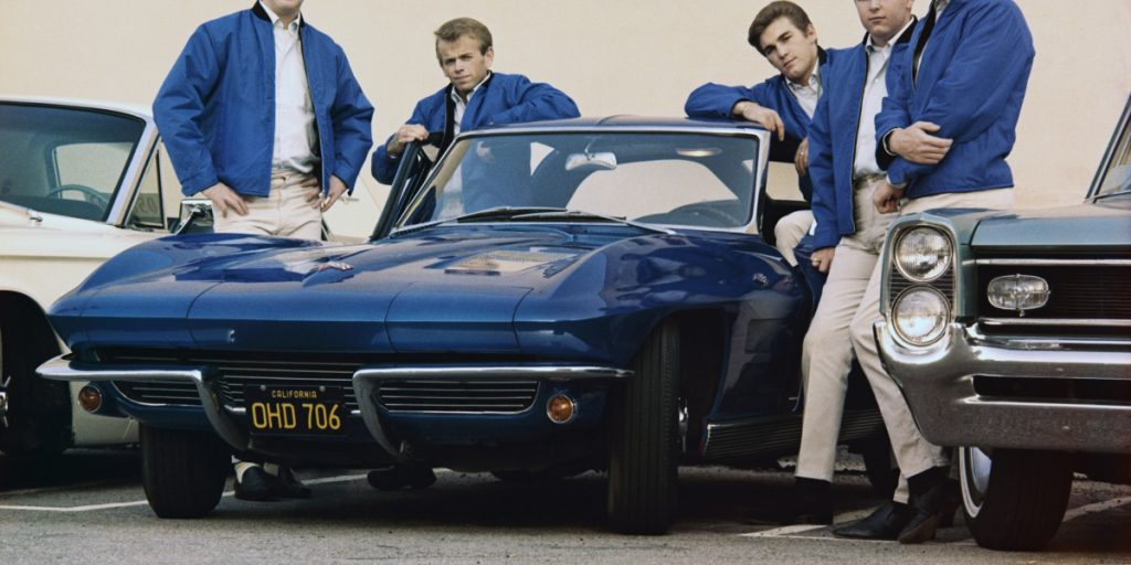 Are the Beach Boys about to be cool again?