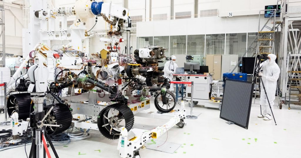 How to Watch NASA's Perseverance Mars Rover Landing
