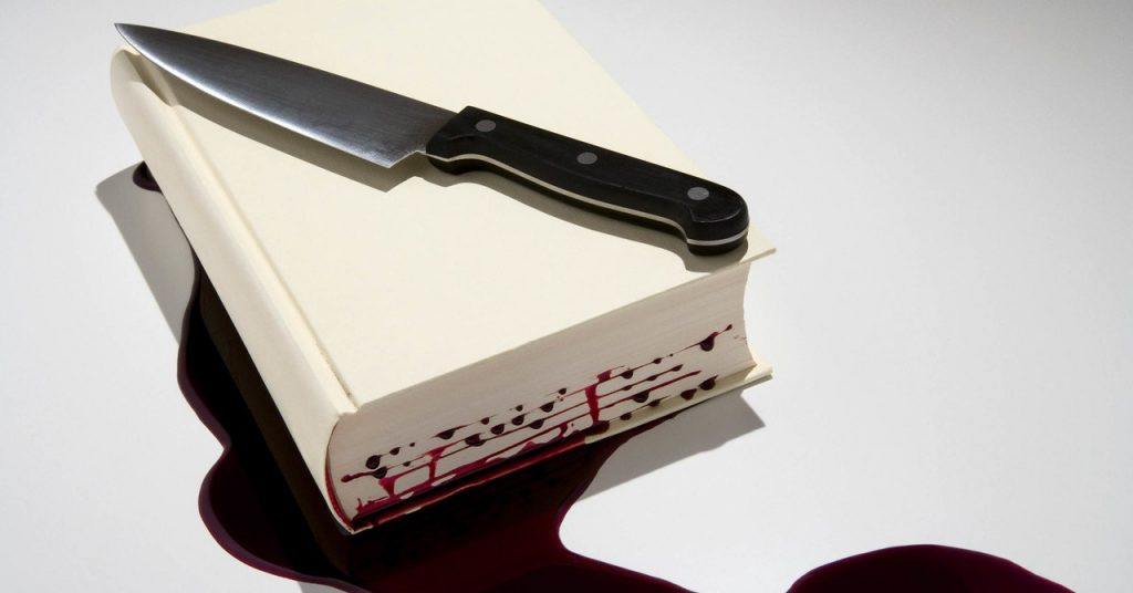 The 'Book Murderer' Tops This Week's Internet News Roundup