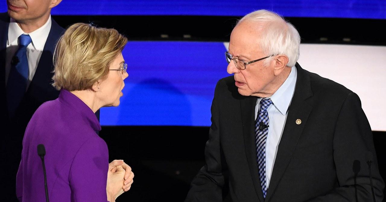 Sanders and Warren's Big Debate Dust-Up Tops This Week's Internet News Roundup