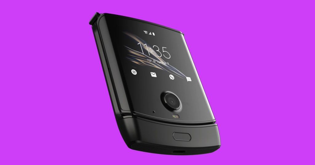 Gadget Lab Podcast: Byte Video Sharing, and Motorola's Razr Reboot