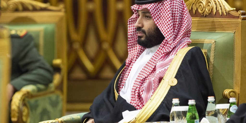 Saudi crown prince implicated in hacking of Amazon CEO Jeff Bezos's phone