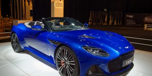 Aston Martin gets a $656 million lifeline led by Formula One team owner as it runs low on cash