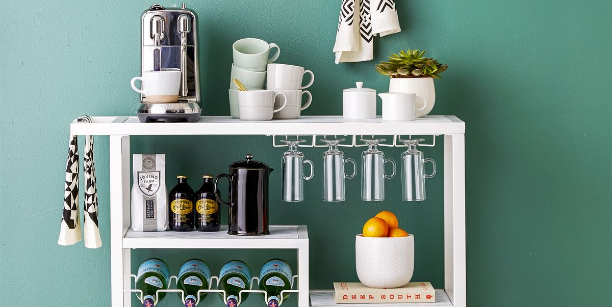 15 Coffee Bar Ideas for Your Home