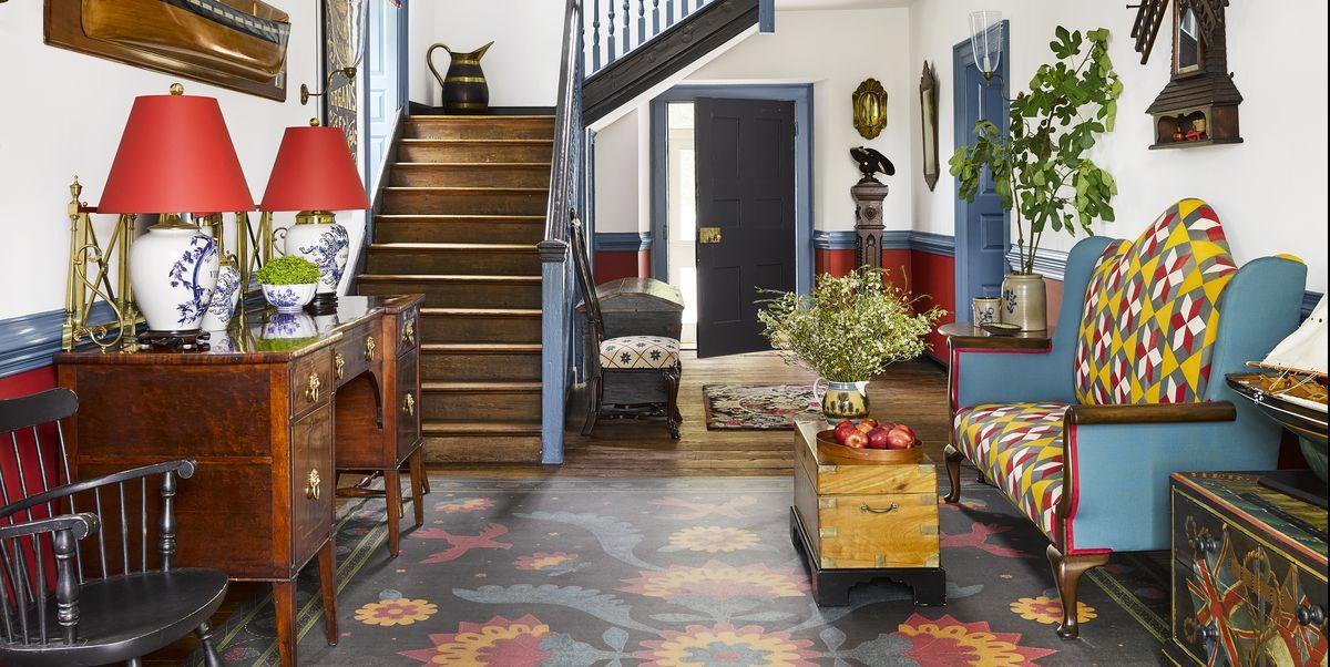 10 Best Entryway Ideas - Stylish Foyer Decor and Decorating Ideas