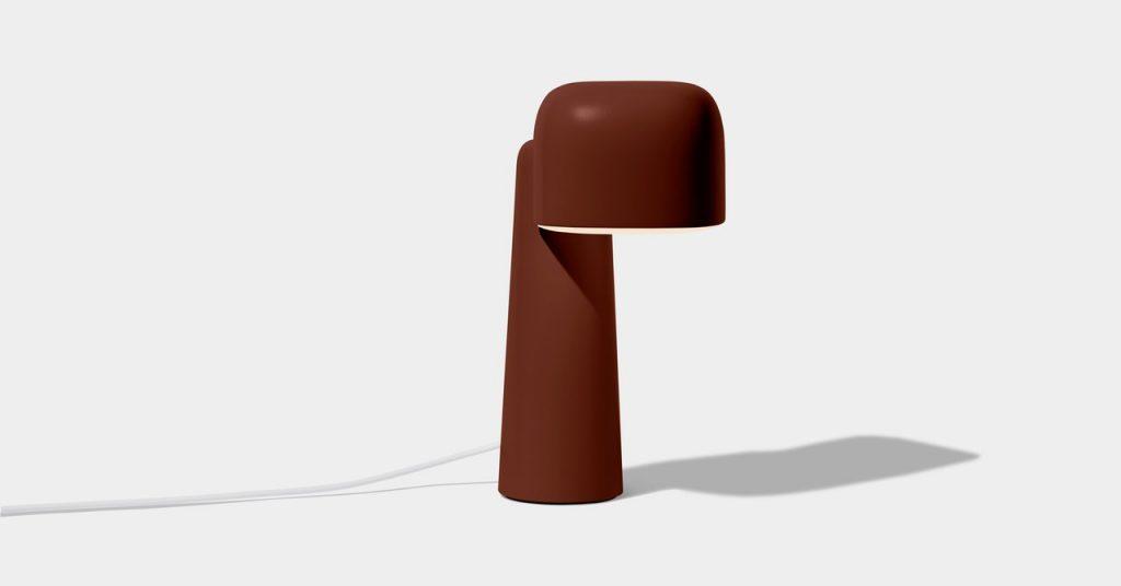 Ammunition x Gantri Lamp Collection Illuminates 3D Printing's Benefits