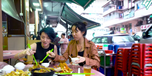 What the producer of the hit YouTube series 'Eat China' wishes people knew about Chinese food