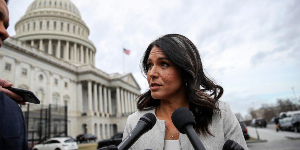 Tulsi Gabbard: How Democrats' impeachment campaign helped Trump