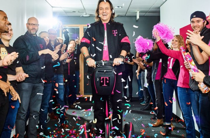 John Legere will go down in corporate history as one of the greatest turnaround stories of all time