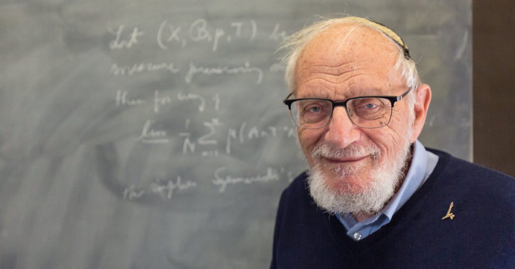 Abel Prize in Mathematics Shared by 2 Trailblazers of Probability and Dynamics