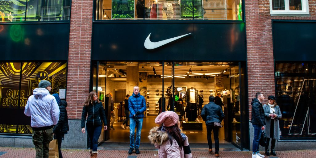 Nike and Apple lead ranks of retailers temporarily closing U.S. stores during coronavirus crisis