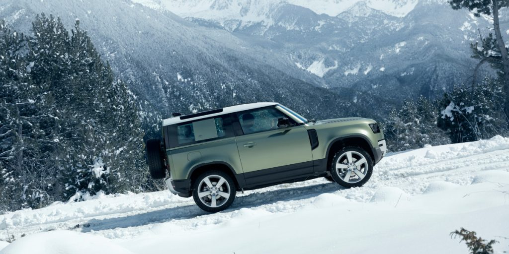 The new Land Rover Defender is a case study in modernizing classic design