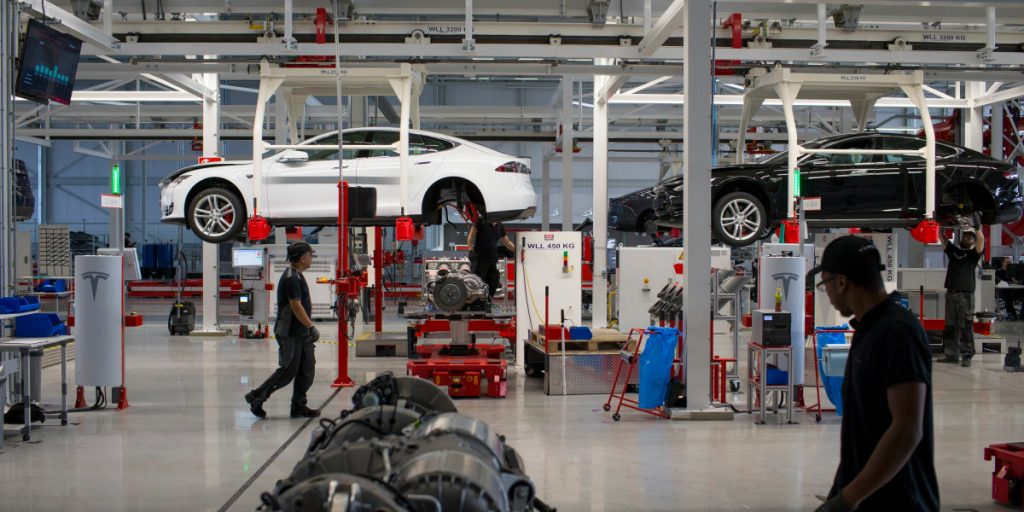 Tesla sent incomplete worker safety injury reports, California regulator says