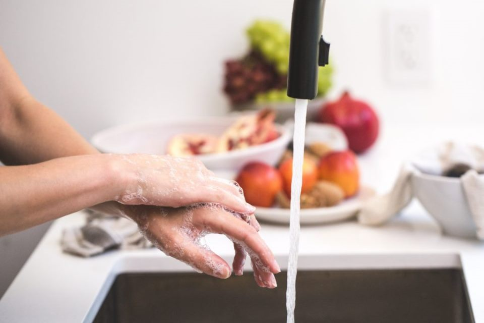 What are the causes of low water pressure in your home?