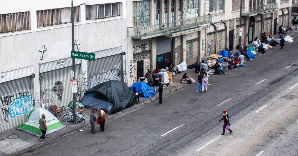 For Homeless People, Covid-19 Is Horror on Top of Horror