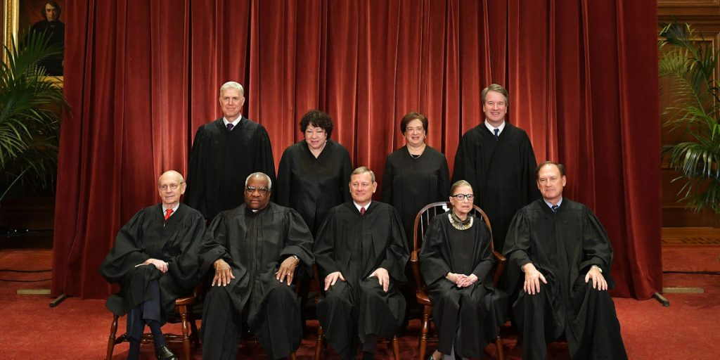 The Supreme Court—now social distancing—faces pressure to work online as its case backlog grows