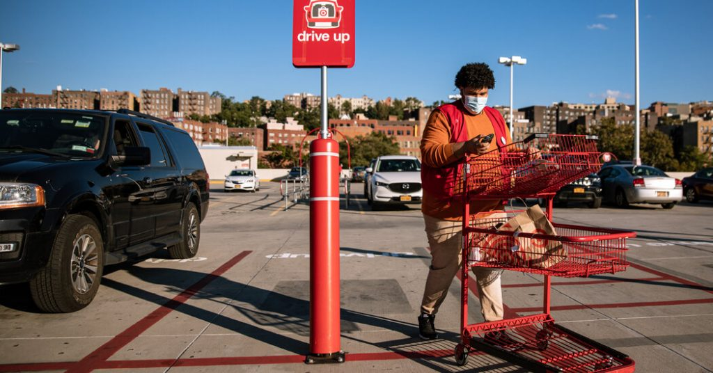 Customers Still Like to Shop in Person, Even if They Get Only to the Curb