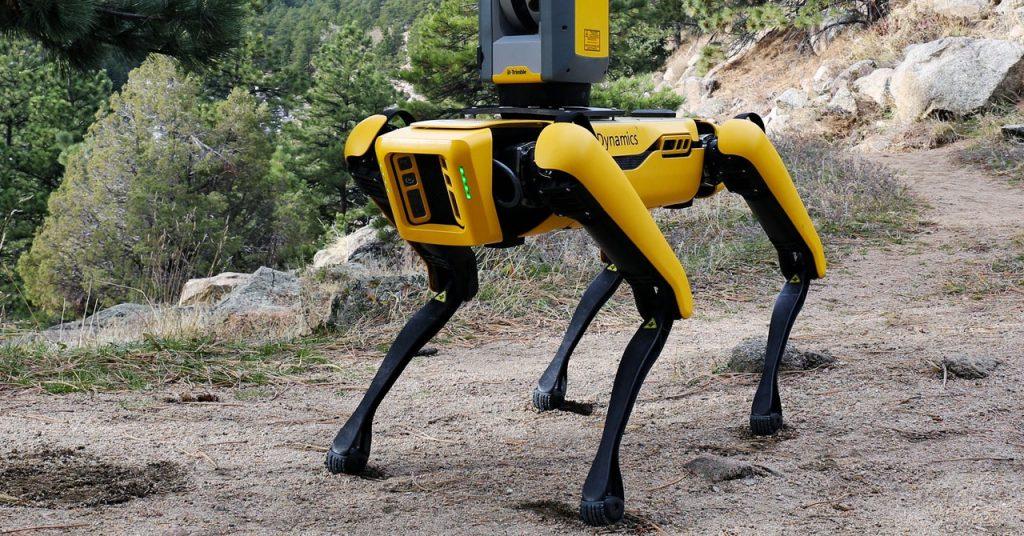 Boston Dynamics' Robots Won't Take Our Jobs ... Yet