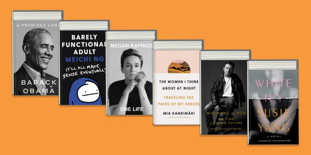 6 new books to read in November