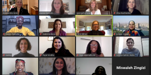 The Fortune-State Department Global Women's Mentoring Partnership goes virtual