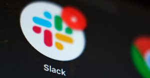 Slack Is Restored - The New York Times